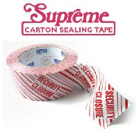 Supreme Security Closure Printed Carton Sealing Tape