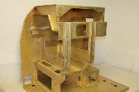 Tubular Steel Material Handling KANBAN Cart