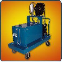 Custom Fluid Handling Cart