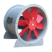 Axial Bladed Fans