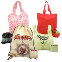 Eco-friendly - Re-usable Bags