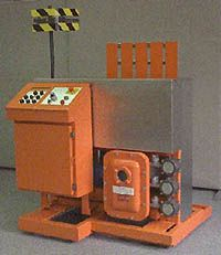 Automatic Test Panel Machines