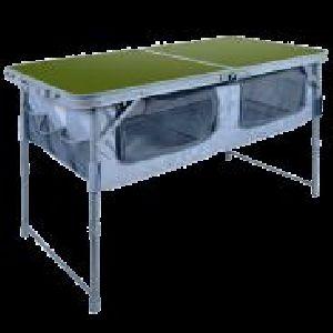Folding Shelf Camping Table