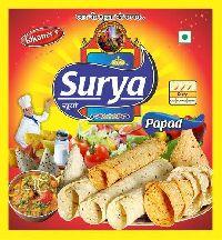 Surya Plain Papad