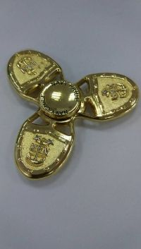 Us Navy Chief Fidget Spinner Style Challenge Coin