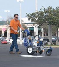 Graco Linelazer Airless Line Striping System