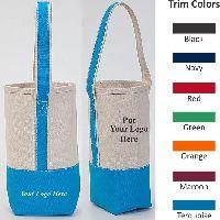Accent Wine Tote Bag