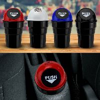 Cup Holder Garbage Can
