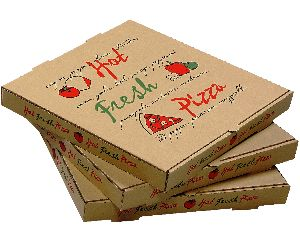 Printed Pizza Packaging Boxes