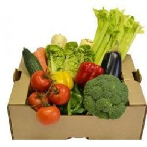 Vegetables Packaging Boxes