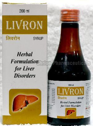 200ml Livron Syrup