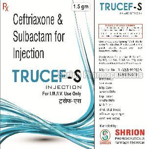 Trucef-S Injection