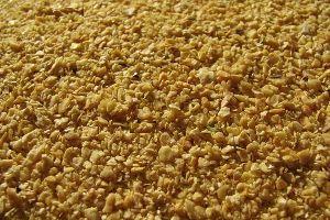 Organic non GMO soybean meal