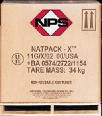 Natpack-x Disposable Corrugated Containers