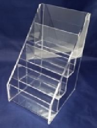 Clear Acrylic Tiered Display Shelves
