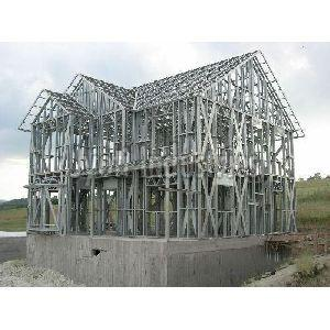 Home Structure Fabrication Services