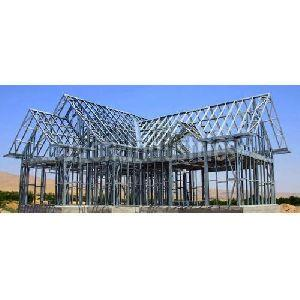 Light Steel Space Frame Structure Fabrication Services