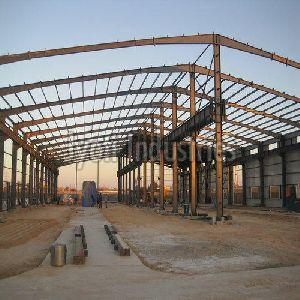 Metal Warehouse Structure Fabrication Services