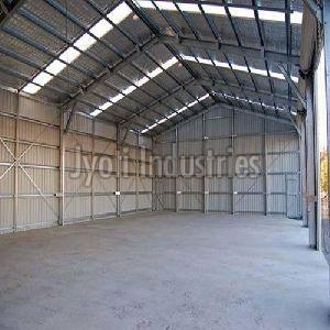 PEB Warehouse Structure Fabrication Services