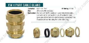 Cw 4 Part Cable Gland