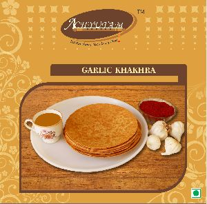 Garlic Khakhra