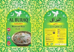 Al Buraq 1121 Golden Basmati Rice