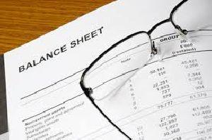 Balance Sheet Preparation Service