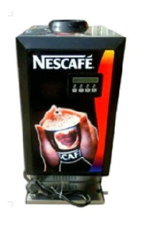 2 Optional Coffee and Tea Vending Machine