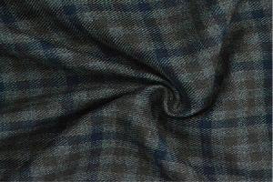 Rayon Check Fabric