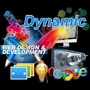 Custom Dynamic Website Development Services