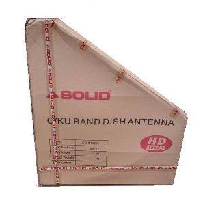 5ft Solid C/ku Prime Focus Satellite C-band Reception Dish Antenna