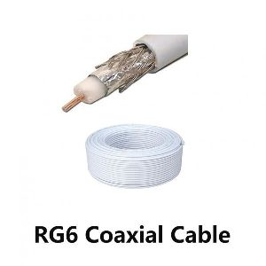 RG6 Coaxial dish cable