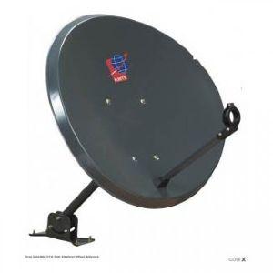 Solid 65cm Satellite Dth Wide Dish Offset Antenna