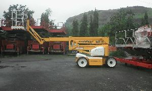 Man Lift Rental Service