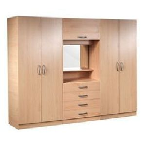 Wooden Glass Almirah In Gujarat Manufacturers And