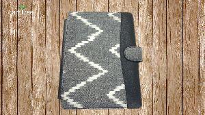 Ikat Handloom & Pure Leather Ipad Covers