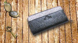 Khadi Jute & Pure Leather Wallets
