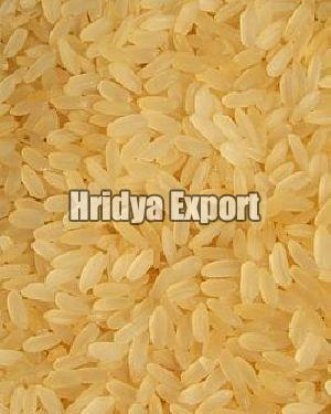 Raw And Parboiled Rice