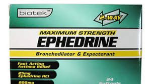 Ephedrine Hcl Crystal Powder