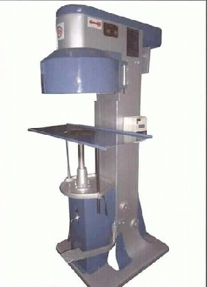 Semi Automatic Round Can Seamer Machine