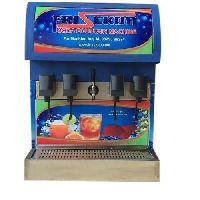 Soda Fountain 4 Plus 1 Machine