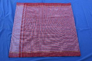 Kmm01 Cotton New Mini Checked Color Bath Towel