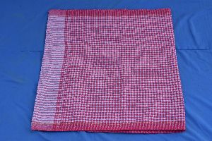 Kmm03 Cotton New Mini Checked Color Bath Towel
