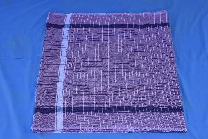 Kmm04 Cotton New Checked Bath Towel