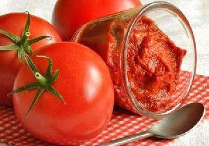 Frozen Tomato Puree