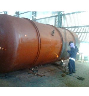 High Pressure Vessel Fabrication Services