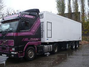 Day Old Chicken Truck 01