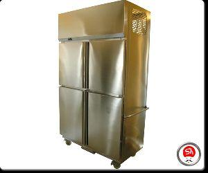 Vertical Deep Freezer Refrigerator