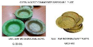 Saal Leaf Disposable Plates
