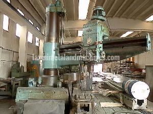 Used Csepel Floor Radial Drilling Machine
